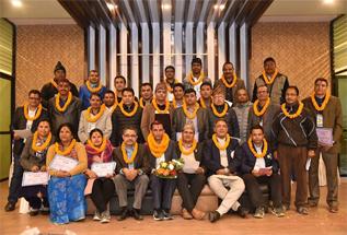 नेपाल मुद्रण उद्योग महासंघको नयाँ कार्य समिति चयन